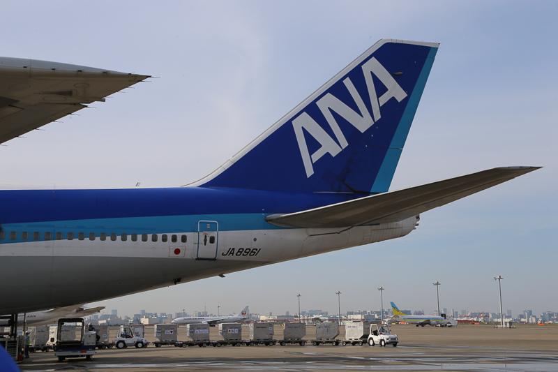 ANA最後のボーイング747-400Dの登録番号は「JA8961」