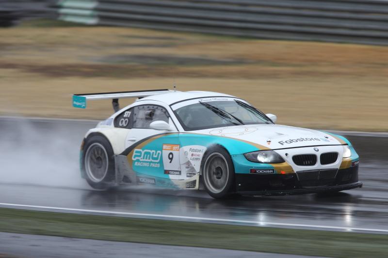 優勝はFaust Racing BMW Z4