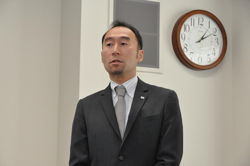 消費財グローバルマーケティング戦略本部 消費財グローバル先行OE戦略ユニットリーダー 村沢圭氏