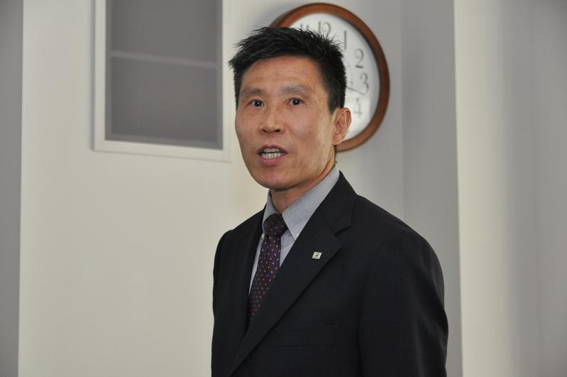 タイヤ研究部 操安研究ユニットリーダー 松本浩幸氏
