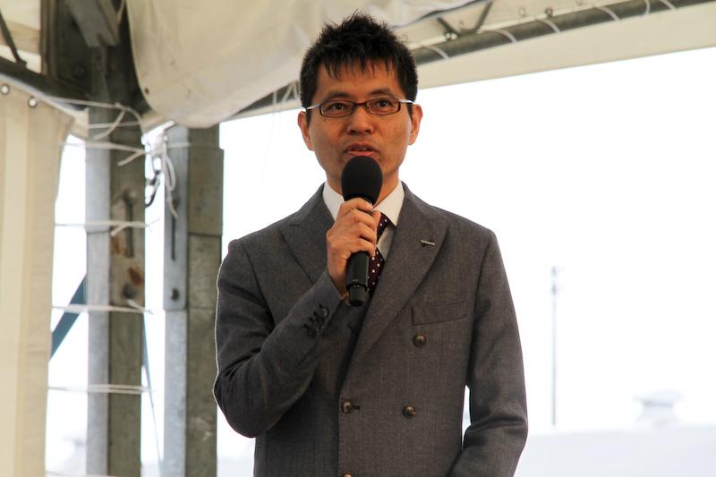 商品企画本部 日本商品企画室 リージョナル・プロダクト・マネージャーの遠藤智実氏