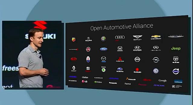 29のメーカー・ブランドが新たにOpen Automotive Allianceに加盟