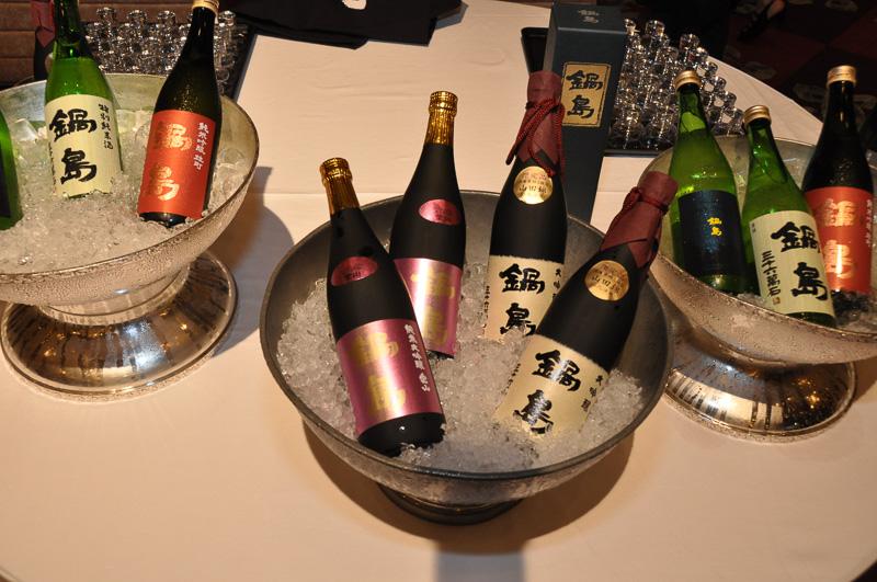 佐賀の地酒「鍋島」