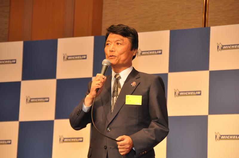 福岡県知事 小川洋氏