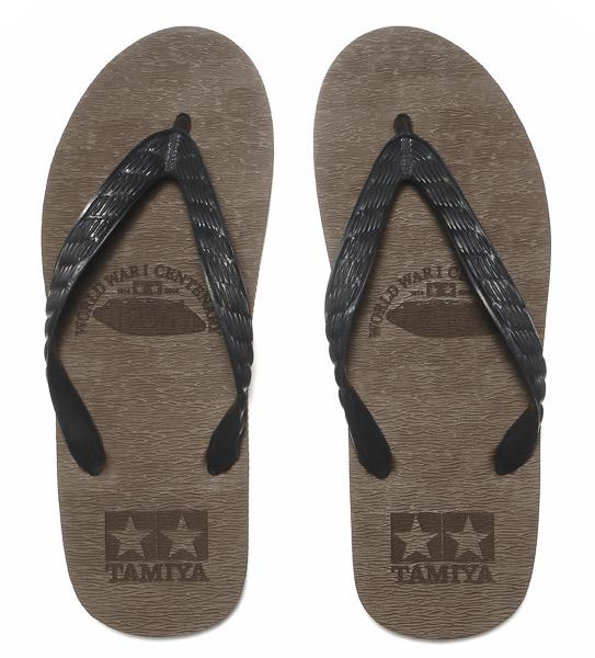 [タミヤ]×[げんべい]コラボレーションビーチサンダル2014