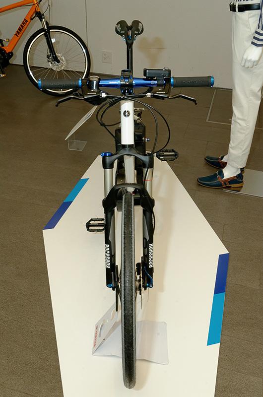 同社社員がPAS Brace XLをカスタムした参考出品モデル。カスタム費用はおよそ15万円ほどとのこと