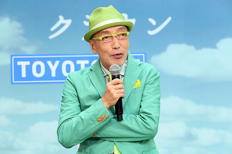 北海道や軽井沢を走りたいとテリー氏