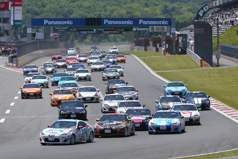 3シーズン目を迎える「GAZOO Racing 86/BRZ Race」は2シリーズ制を導入