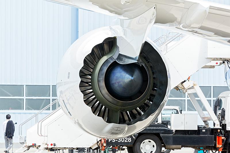 ロールス・ロイス トレント1000型エンジン