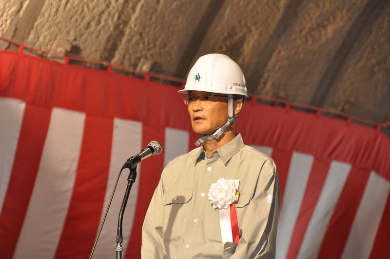 大成建設 関西支店 執行役員 副支店長 加賀田健司氏