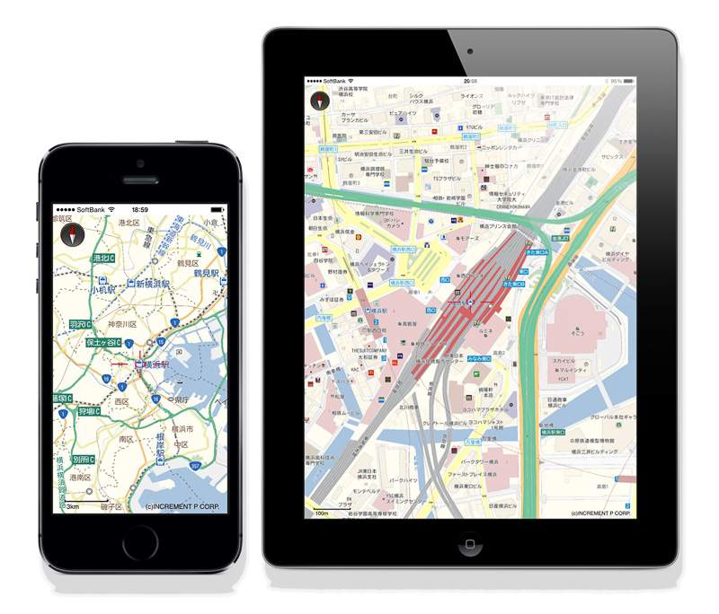 「MapFan SDK」のイメージ画像