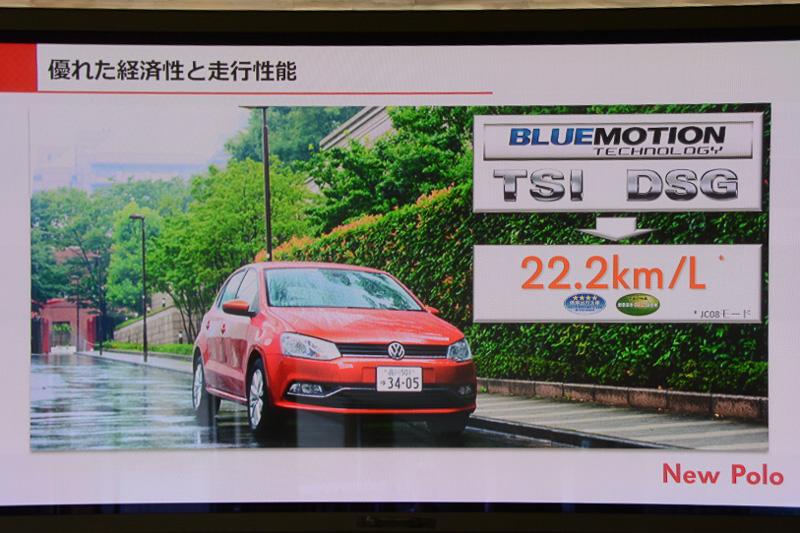 燃費は22.2km/L(JC08モード)