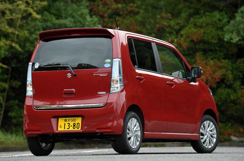 同じく「S-エネチャージ」搭載の「スティングレー X」(2WD/CVT)。価格は146万1240円