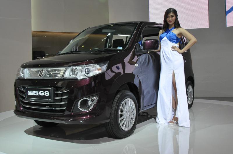 インドネシア政府のLCGCに適合する「ワゴンR GS」をお披露目