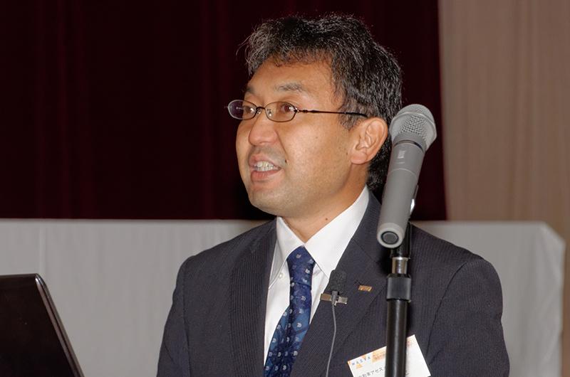 自動車事故対策機構 自動車アセスメント部長 猪股博之氏