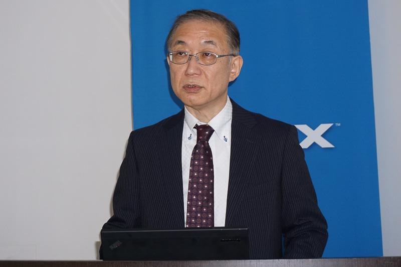 QNXソフトウェアシステムズ 自動車部門事業開発マネージャ 中鉢善樹氏