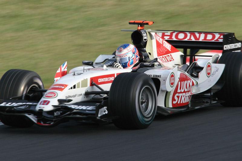 こちらはラッキーストライク(2005年F1日本GPにて撮影)