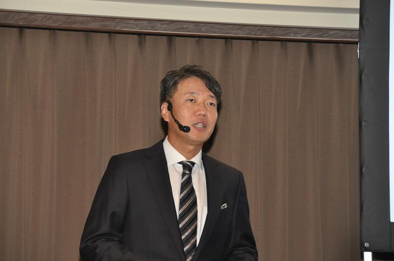 メルセデス・ベンツ日本 代表取締役社長 上野金太郎氏