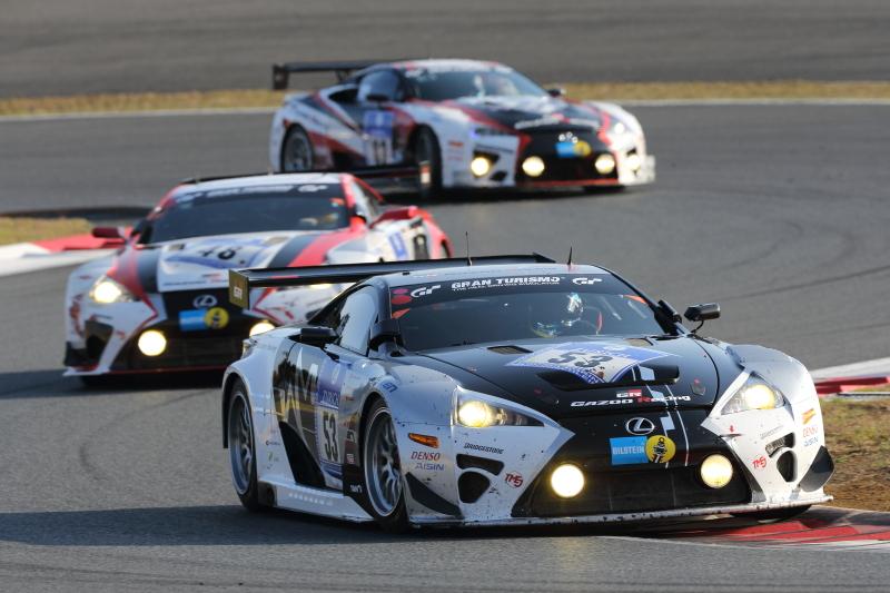 2014年に参戦した次世代スポーツカー技術の研究用車両LFA Cord Xから懐かしいアルテッツァまでが揃ったニュルブルクリンク24H出場車の走行