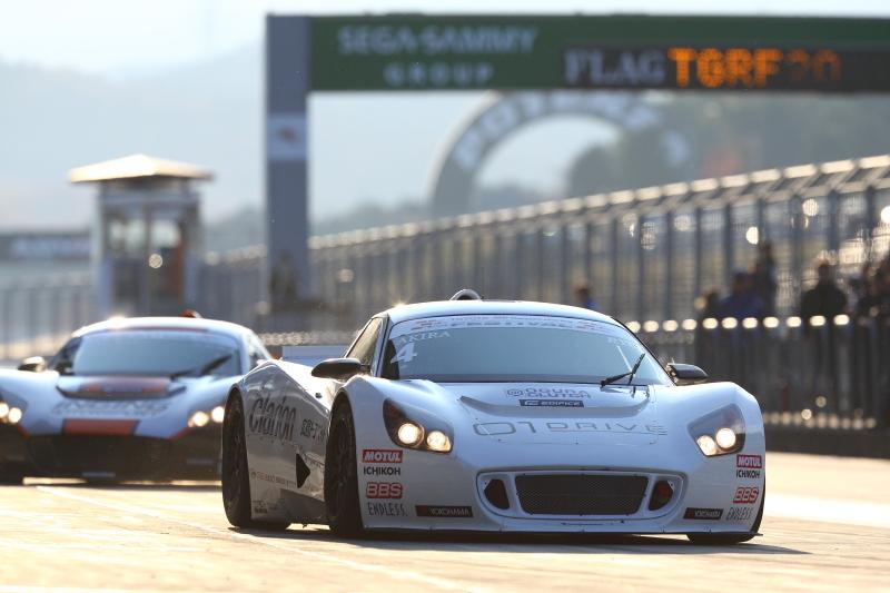 インタープロトシリーズに参戦するMade in Japanの純レーシングカー「Kuruma」