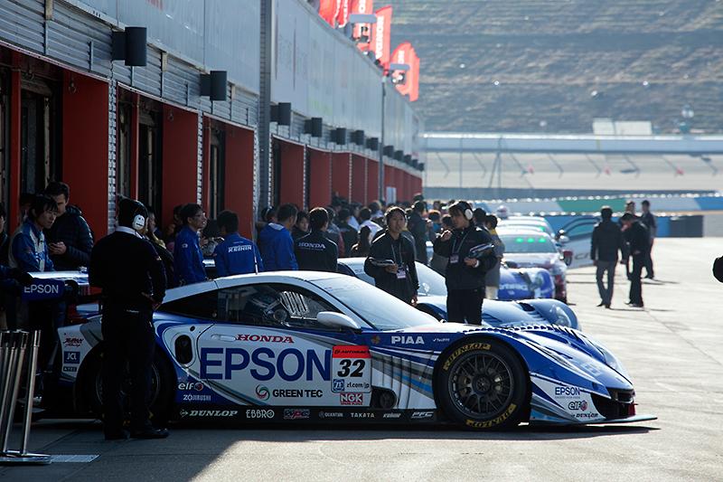 ツインリンクもてぎで開催された「Honda Racing THANKS DAY 2014」
