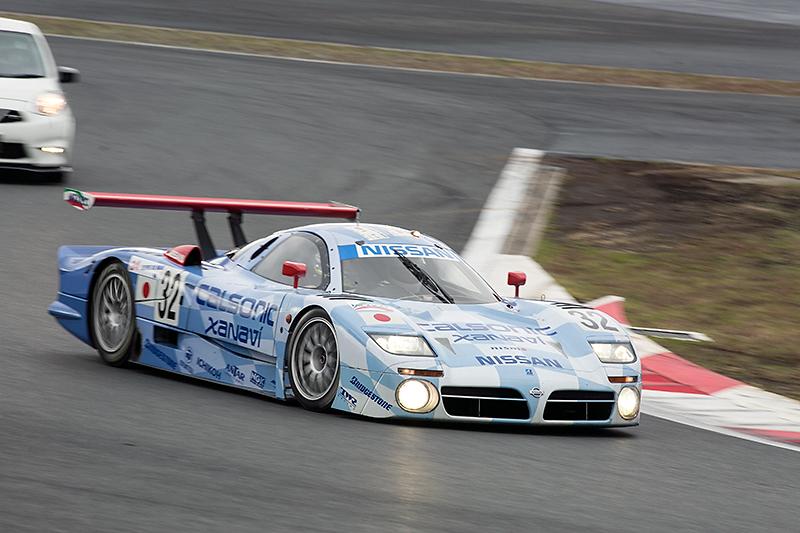 R390 GT1は1998年のル・マン24時間レースにおいて、星野/鈴木亜久里/影山の日本人ドライバーが総合3位で表彰台を獲得