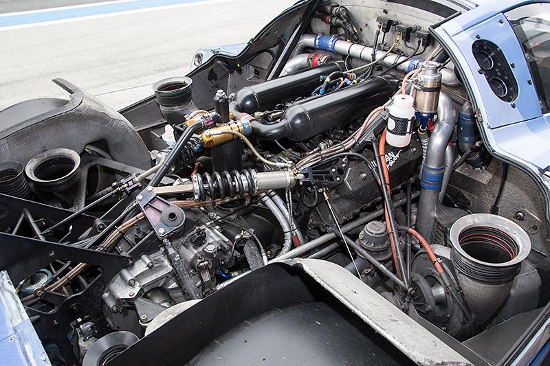 エンジンは3.5リッターのVRH35L。最高出力は650PS以上