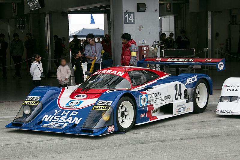 1988年のル・マン24時間レースのために制作されたR88C