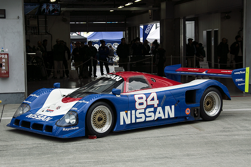 1990年のル・マン24時間レースに参戦したR90CK