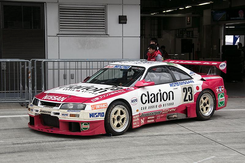 1996年もNISMO GT-R LMで参戦