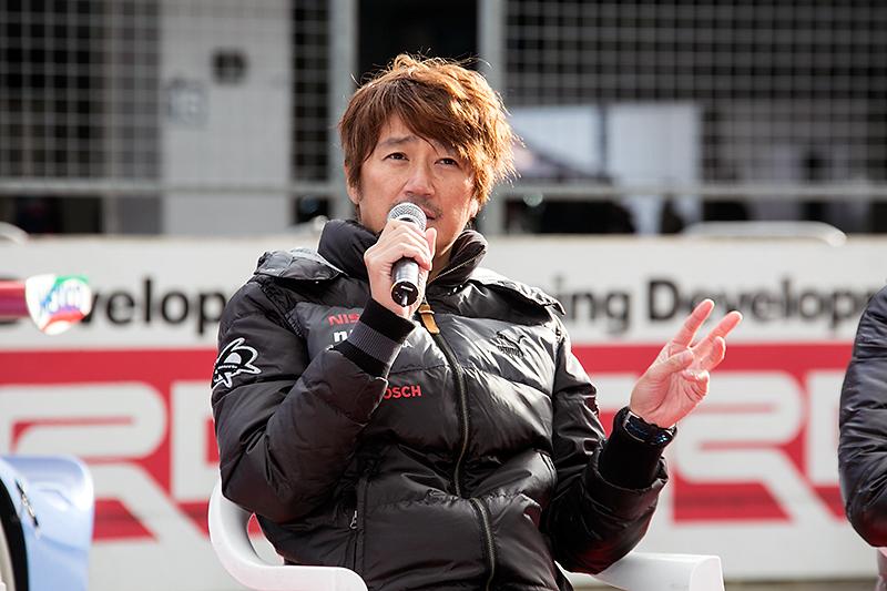 ル・マンはレース自体は厳しいものの、会場の雰囲気や街ぐるみの応援が感じられ素晴らしかったと近藤監督