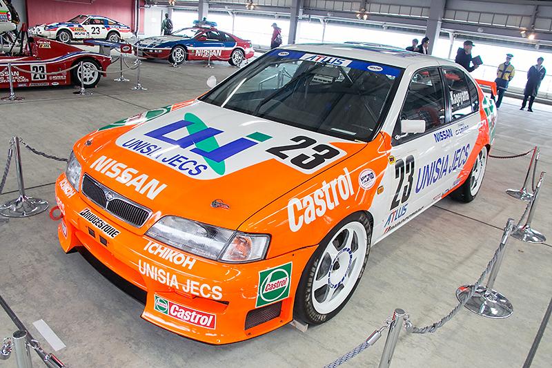 P11型プリメーラ・カミノをベースにした全日本ツーリングカー選手権(JGTC)車両