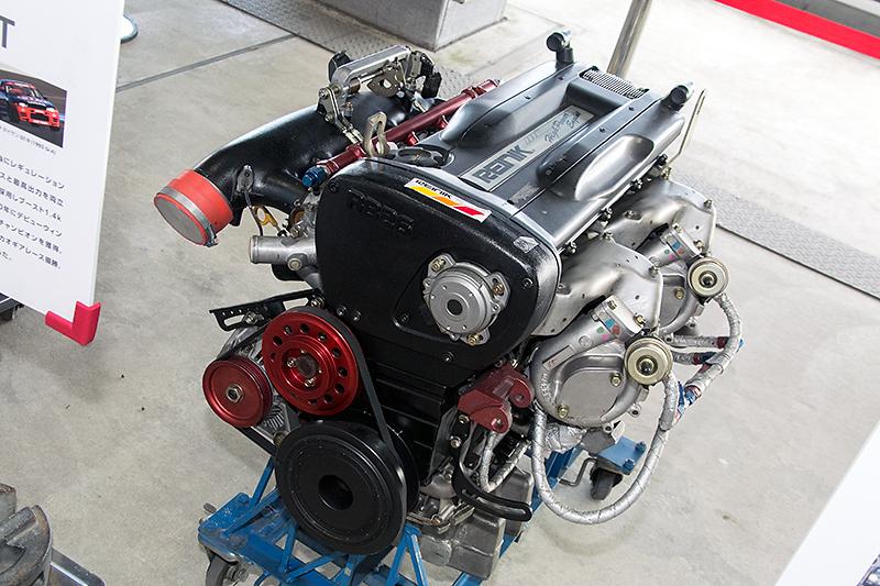 グループA仕様のR32GT-Rに搭載されていたRB26DETT