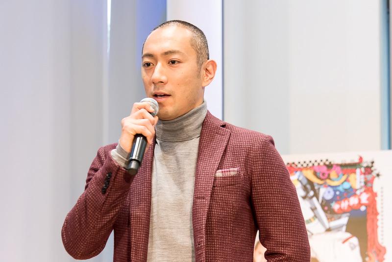 歌舞伎役者 市川海老蔵氏