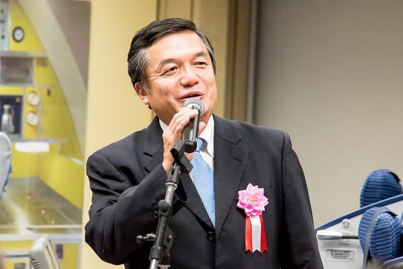全日本空輸 上席執行役員 渡辺俊隆氏