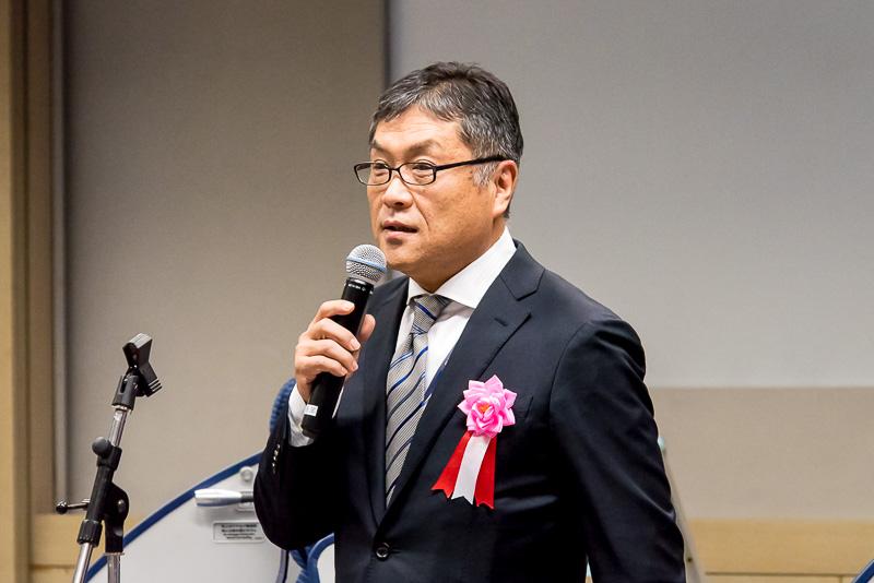 全日本空輸 上席執行役員 加藤勝也氏