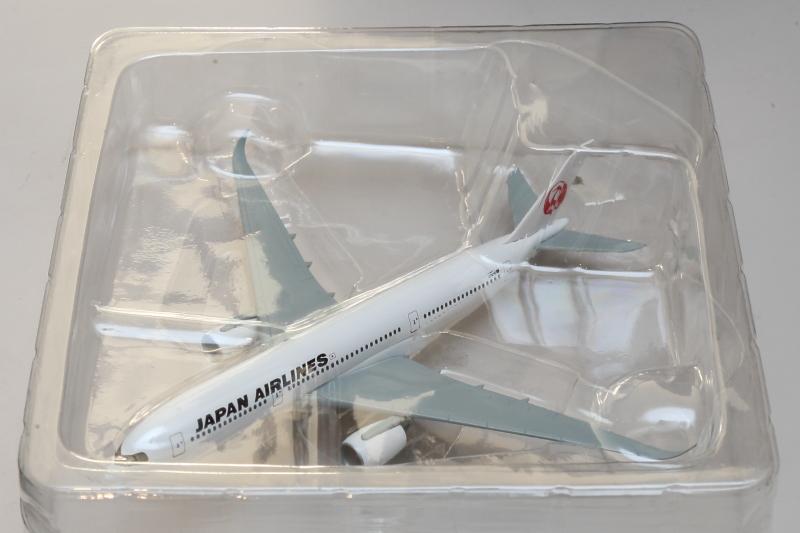 大人でも欲しい最新鋭「エアバス A350-900」のスケールモデルをプレゼント