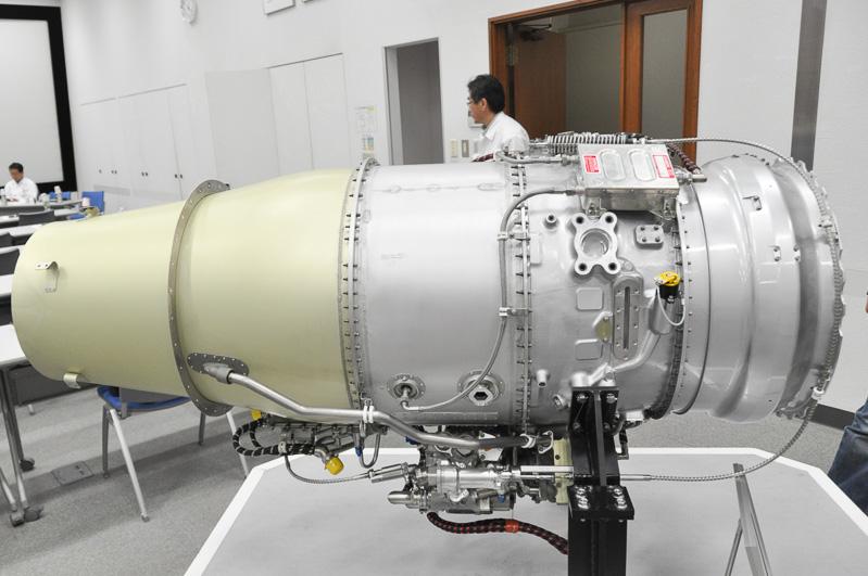 HF120の各部