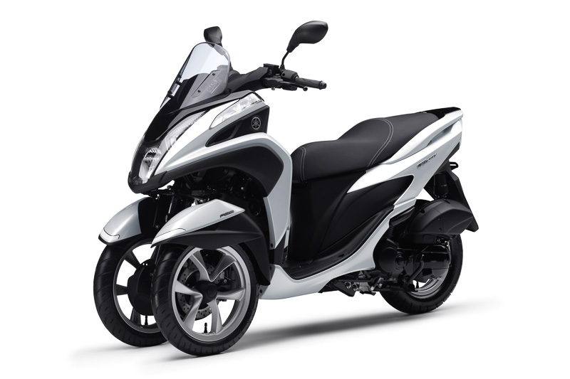 「TRICITY MW125 ABS」