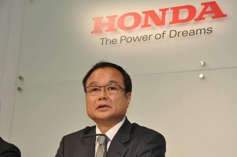2009年6月からホンダ7代目の社長を務めてきた伊東孝紳氏