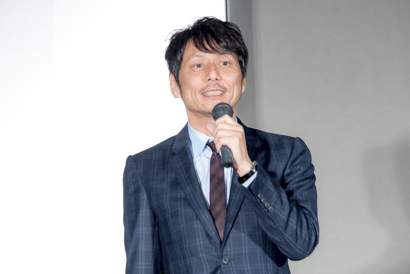 U-NEXT 代表取締役社長 宇野康秀氏