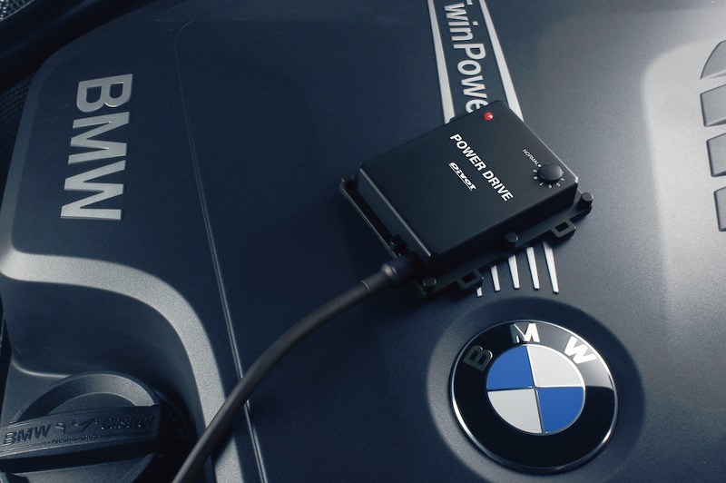 BMW「N20」系エンジン搭載車向けのサブコン「POWER DRIVE」