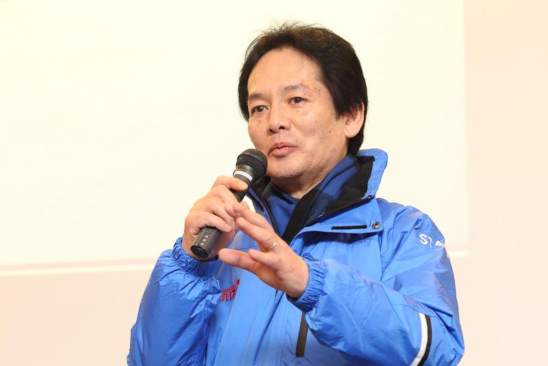 平川良夫STI代表取締役社長