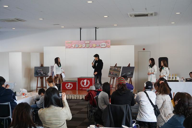 中野信治氏によるトークショーも行われた