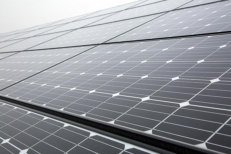 三菱電機の太陽光パネル