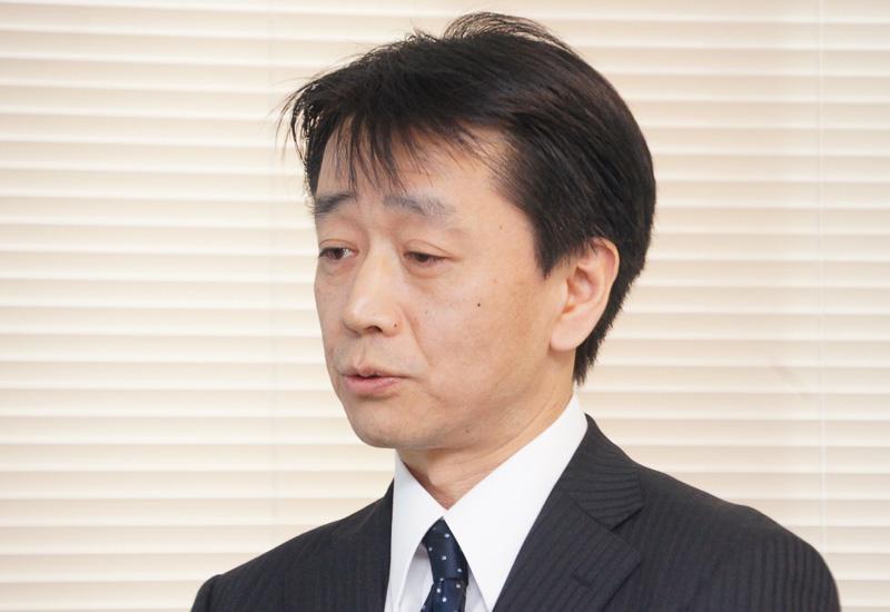 Spansion 自動車事業部事業部長の赤坂伸彦氏