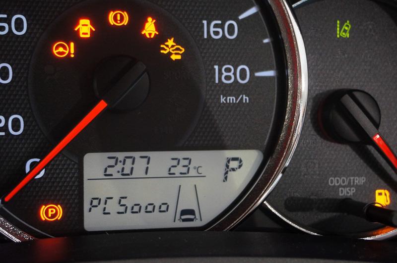 レーザーと単眼カメラを1つのモジュールにした「Toyota Safety Sense C」は、Gグレード以上で標準装備、オプション価格5万4000円で全グレードで選択できる