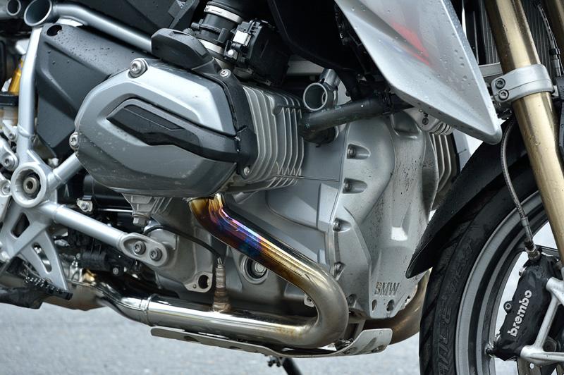 BMWのオフロードモデル「R1200GS」