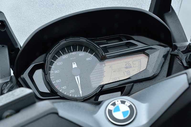 BMWのビッグスクーター「C 600 Sport」