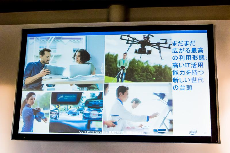 ドローンや自動運転、医療など様々な用途にIT技術が活用されつつある